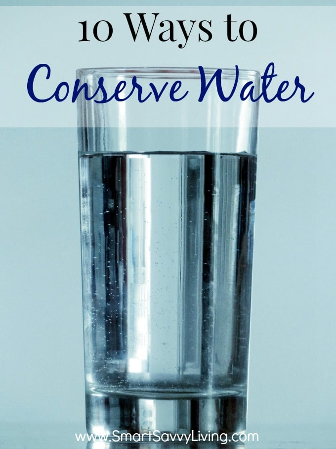 10 ways to conserve water for Top 10 ways to conserve water