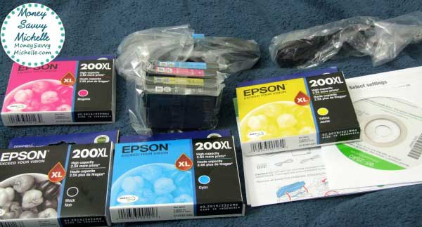Epson-Printer-Unpacked