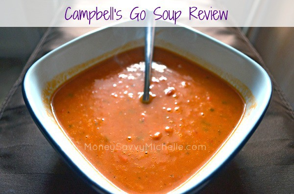 Campbell's Go Soups Review