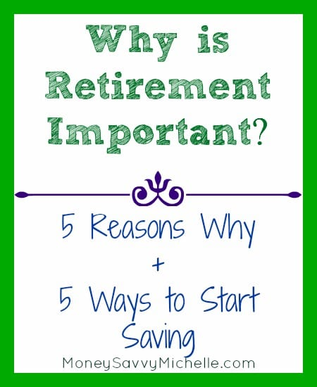 Why is Retirement Important?
