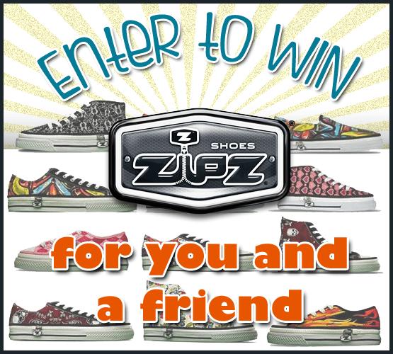 Zipz Shoes Prize Image