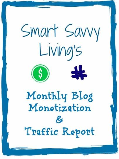 June 2013 Blog Monetization and Traffic Report