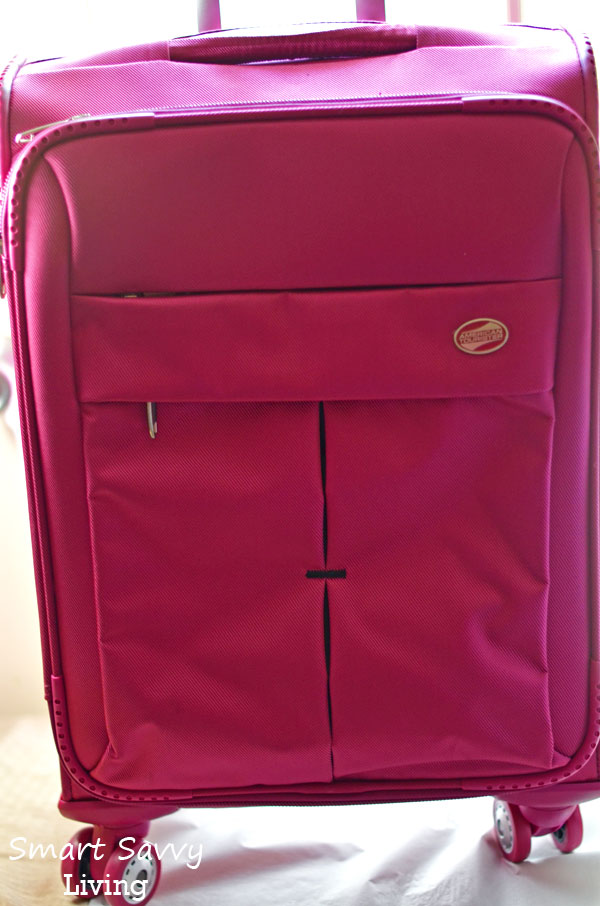 "American Tourister Colora 20"" Spinner Luggage Review"