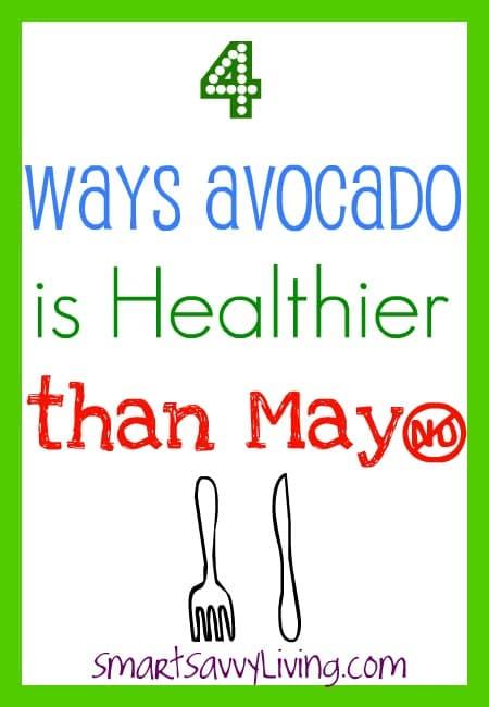 Ways Avocado is a Healthier Alternative to Mayonnaise