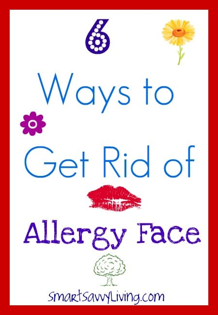 Ways to Get rid of Allergy Face
