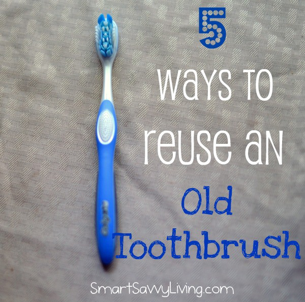 5 Ways to Reuse an Old Toothbrush After the Sonicare Powerup #shop