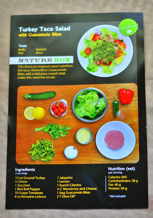 Hellofresh fresh meal delivery review forumfinder Choice Image