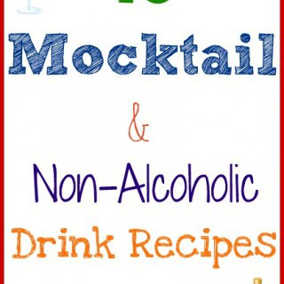 10 mocktail and non alcoholic drink recipes