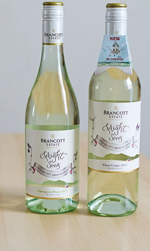 How I'm Relaxing this Spring with Brancott Estate Flight Song Wines | SmartSavvyLiving.com