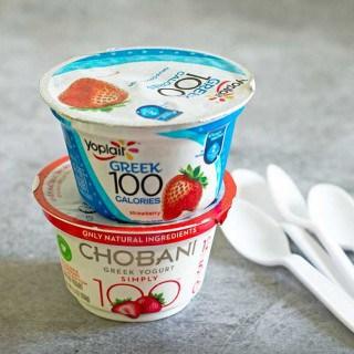 Who Will Win the Strawberry Greek Yogurt #TasteOff ?