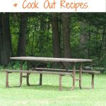 25 summer picnic and cook out recipes