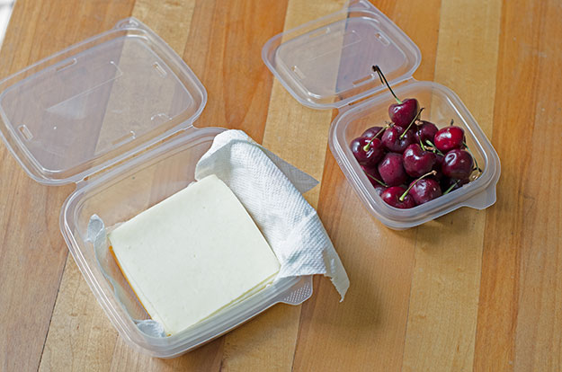 Stop Wasting Time Looking for Container Lids with #DixieQuicktakes