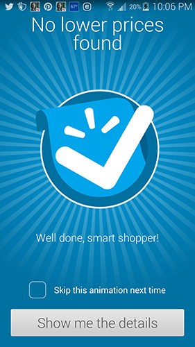 Walmart Savings Catcher App