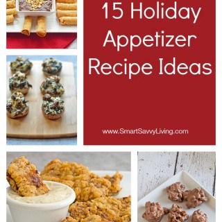 15 holiday appetizer recipe ideas foodie