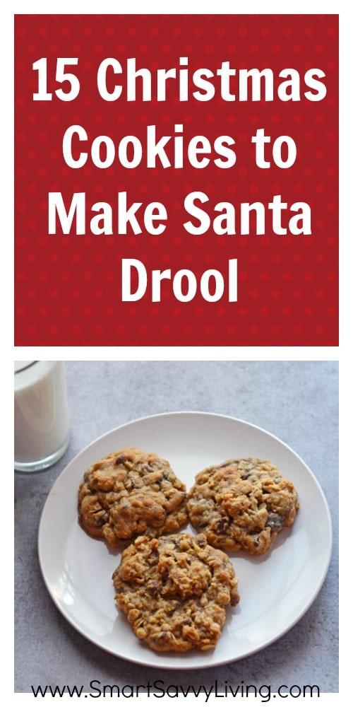 15 Christmas Cookies to Make Santa Drool