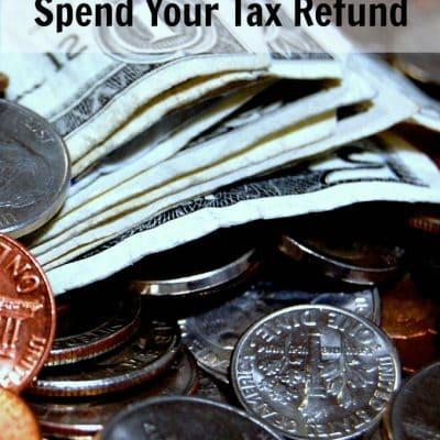 9 Smart Ways to Spend Your Tax Refund