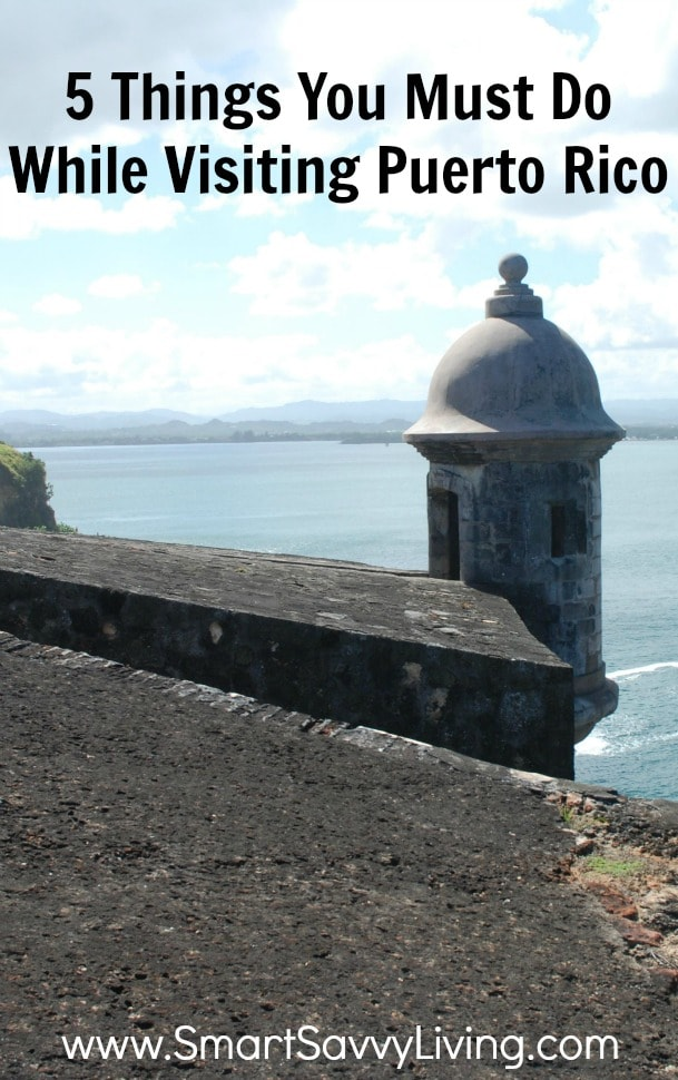 Have you considered Puerto Rico for your next vacation? It has a lot more to do than you may realize! Check out these 5 Things You Must Do While Visiting Puerto Rico.