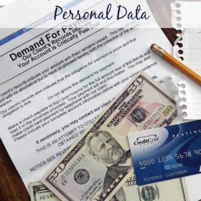 5 Ways to Protect Your Personal Data