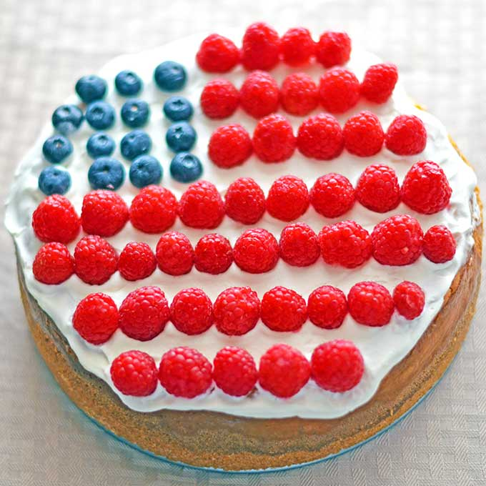 recipe: american flag cheesecake recipe [6]