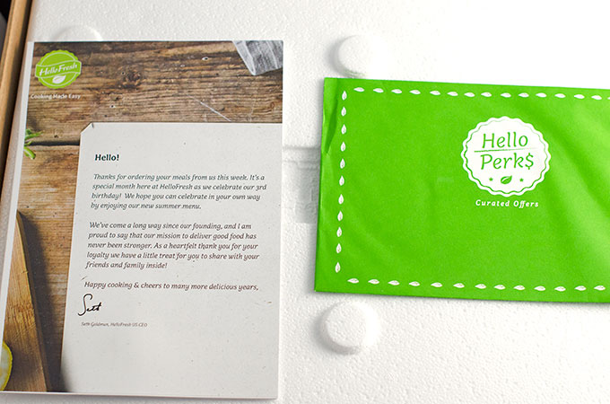 HelloFresh Recipe Kit Delivery Service Review
