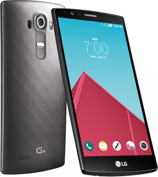 5 Reasons to Upgrade to the LG G4 Smartphone