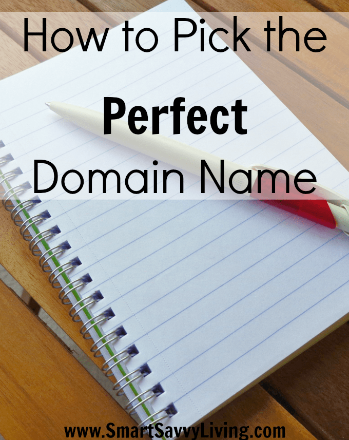 How to Pick the Perfect Domain Name
