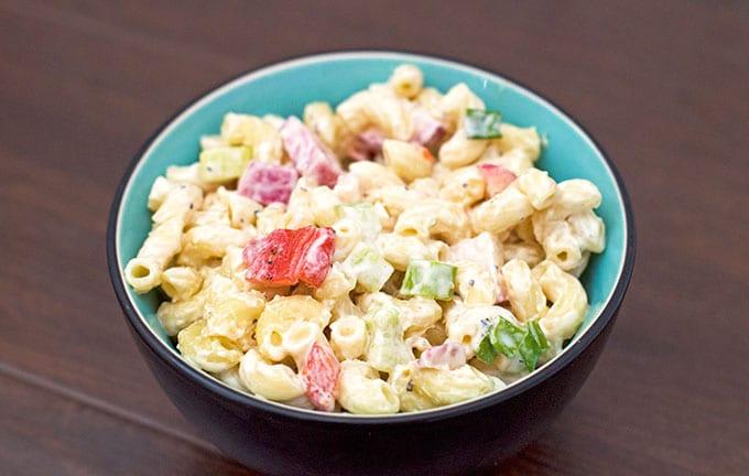 Macaroni-Salad-with-Cucumber-and-Radish-Recipe2