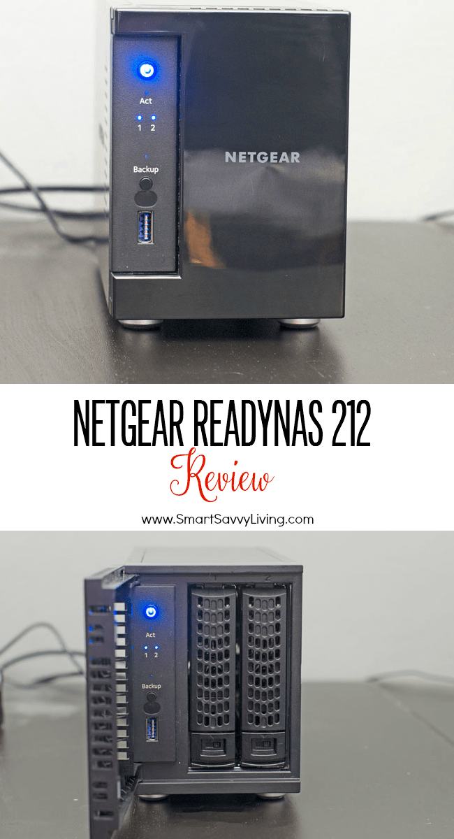 NETGEAR ReadyNAS 212 Review
