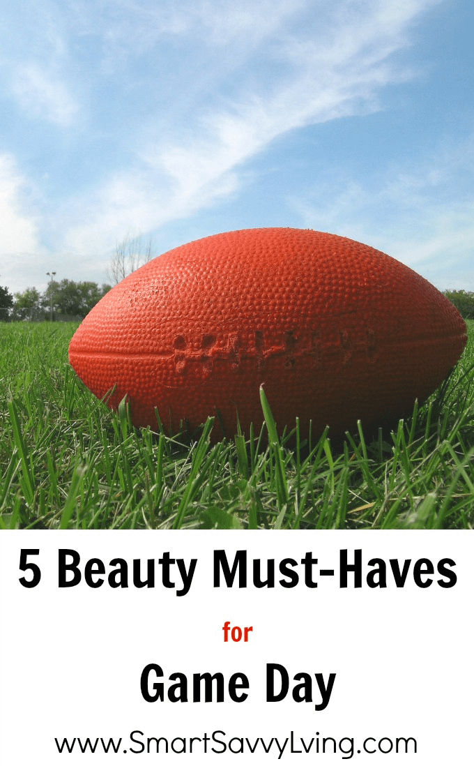 5 Beauty Must-Haves for Game Day