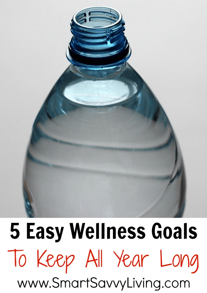 5 Easy Wellness Goals To Keep All Year Long
