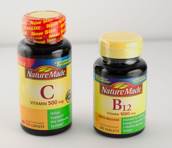Nature-Made-Vitamins---Unopened