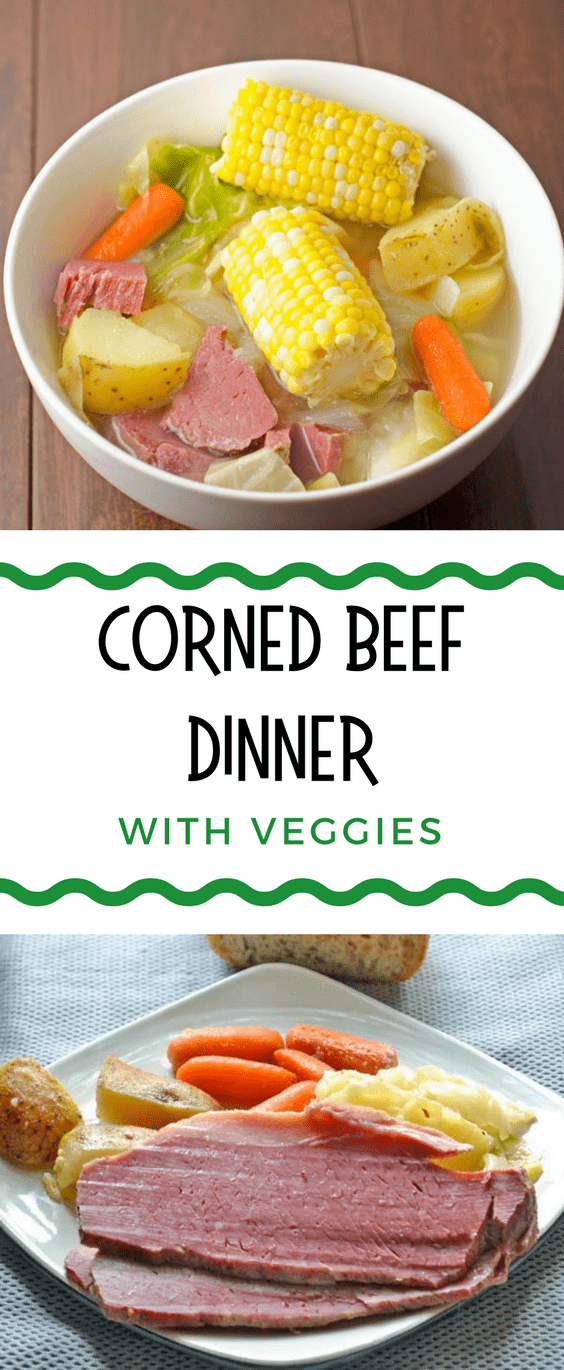 Easy Corned Beef Dinner With Vegetables Recipe 2