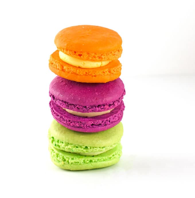 Dana's Bakery Macarons Review