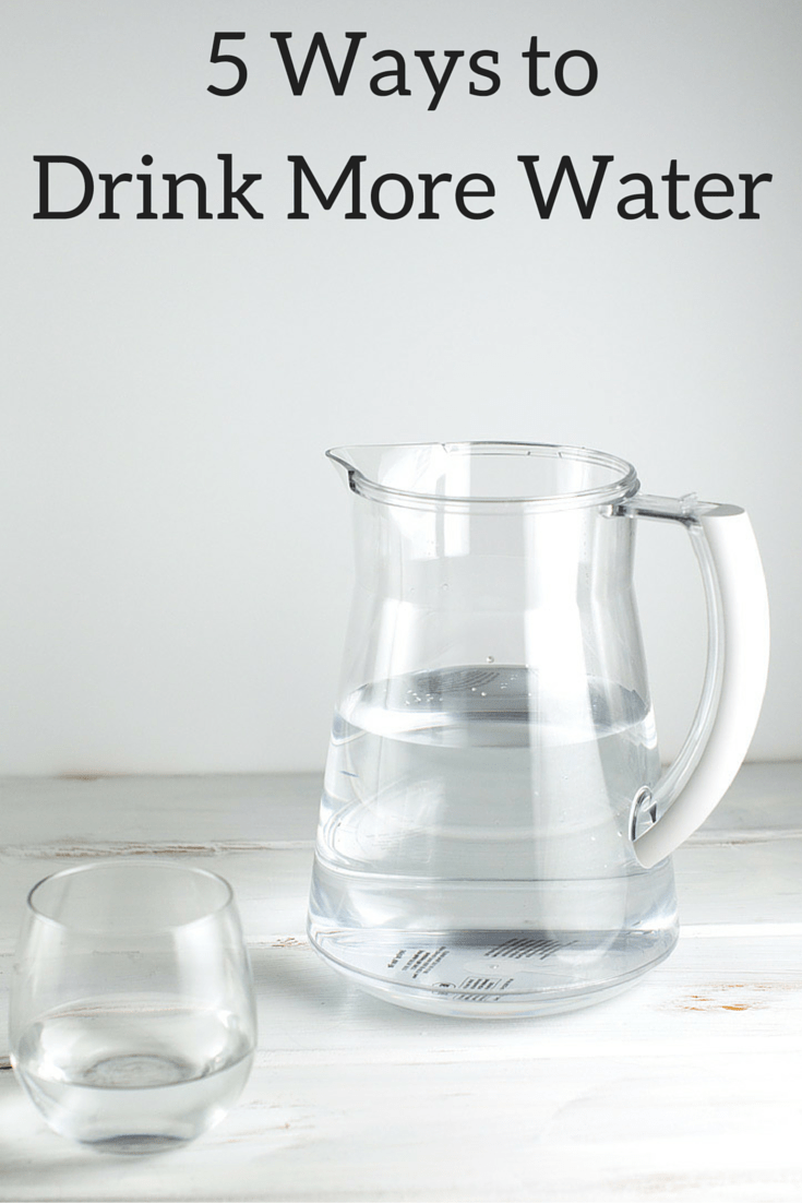 5 Ways to Drink More Water (1)