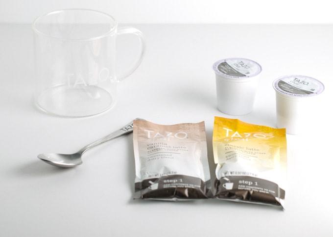 Chai Vanilla Caramel Latte