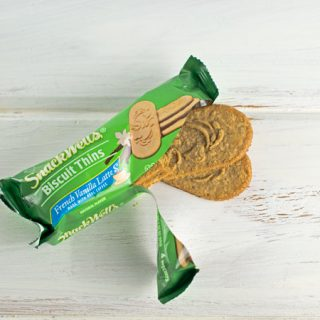 SnackWell's-Biscuit-Thins-Review---Opened