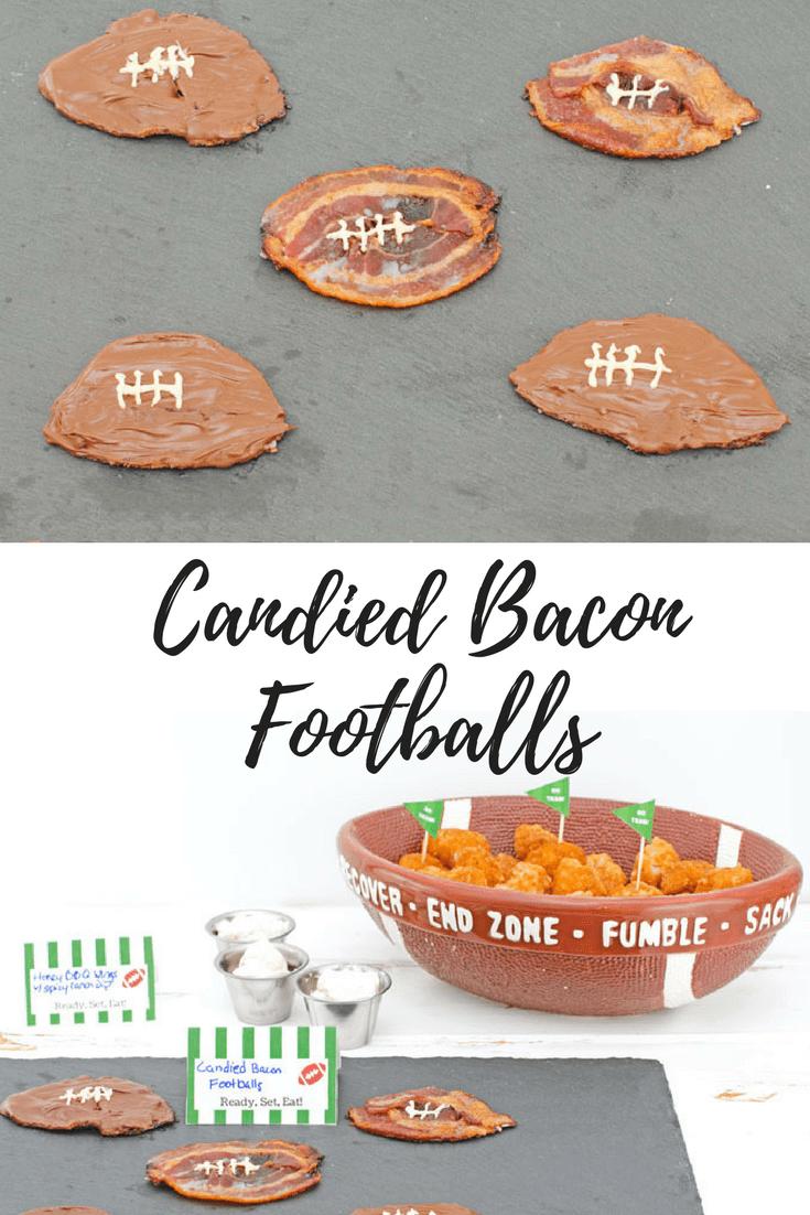 Candied Bacon Footballs Recipe 2