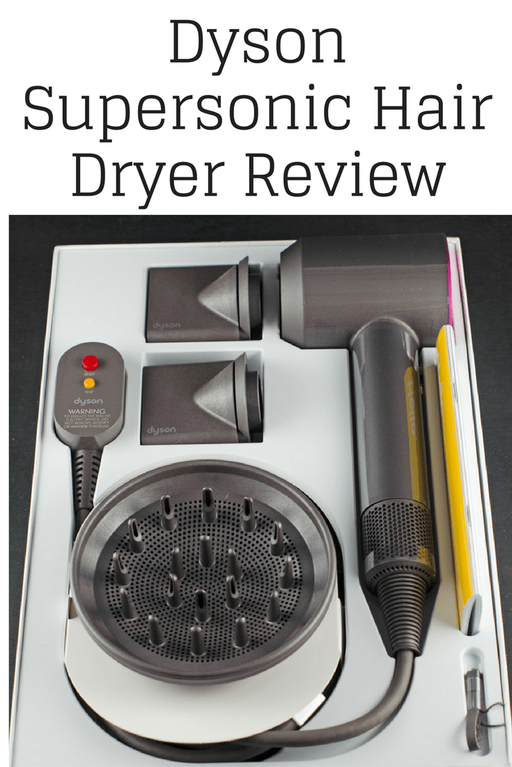 Dyson Supersonic Hair Dryer Review - See if the Dyson technology is worthy of a home in your bathroom in this hair dryer review.