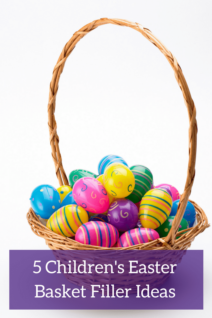 5 childrens easter basket filler ideas save negle Choice Image