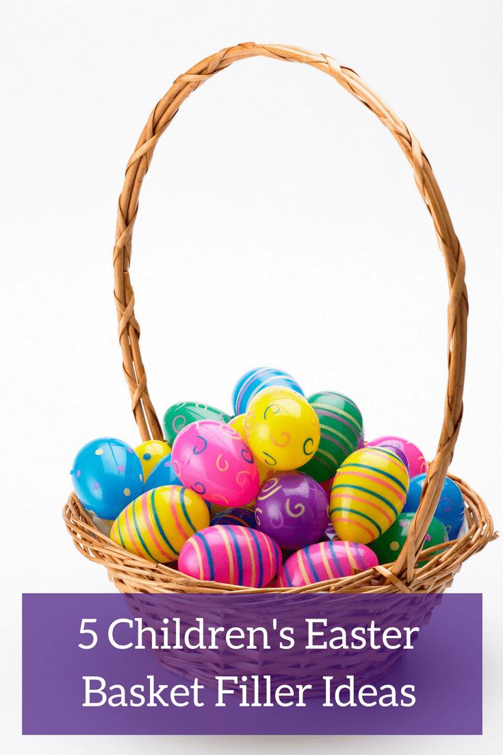 5 Children's Easter Basket Filler Ideas 4