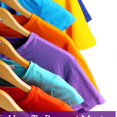 How To Prevent Musty Smelling Laundry
