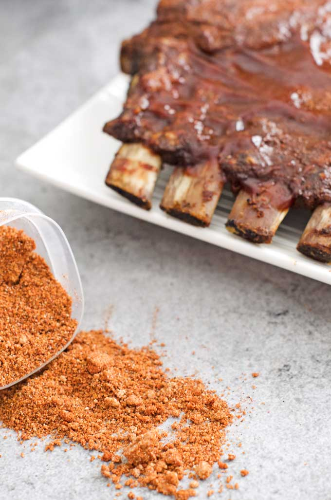 The best dry rub recipe for pork - Choose best pork ...