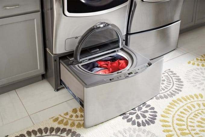 5 Reasons To Choose A LG Front-Loading Washer 3