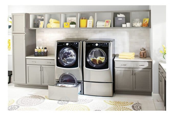 5 Reasons To Choose A LG Front-Loading Washer 1