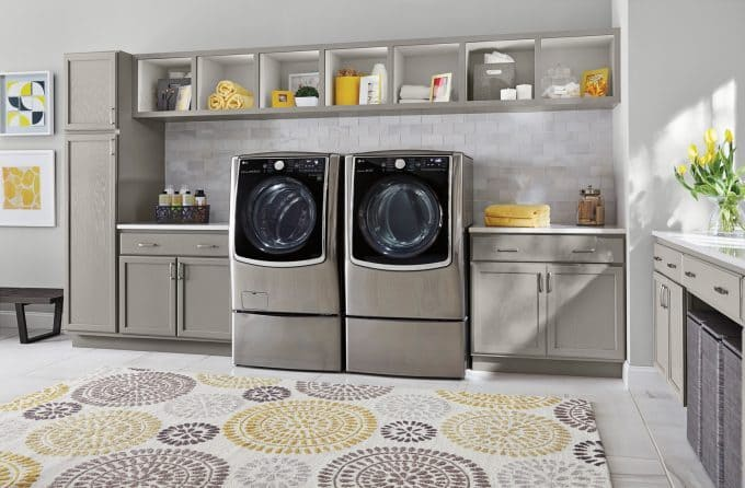 5 Reasons To Choose A LG Front-Loading Washer 2