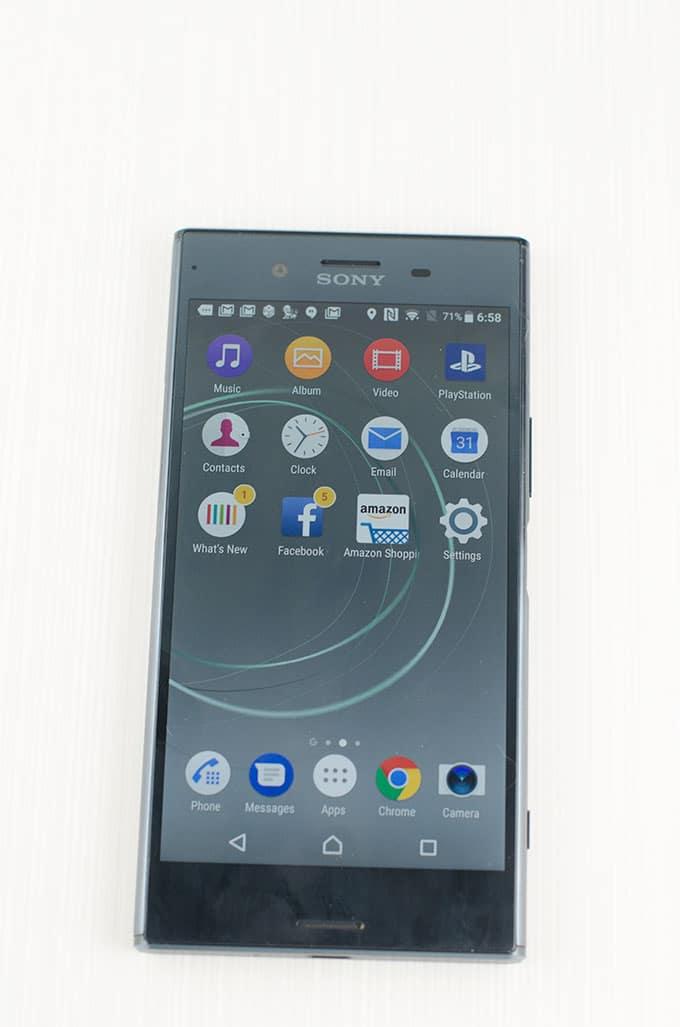 Sony Xperia XZ Premium Review 1