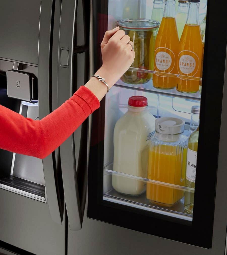 5 Reasons To Buy The LG InstaView Refrigerator 1