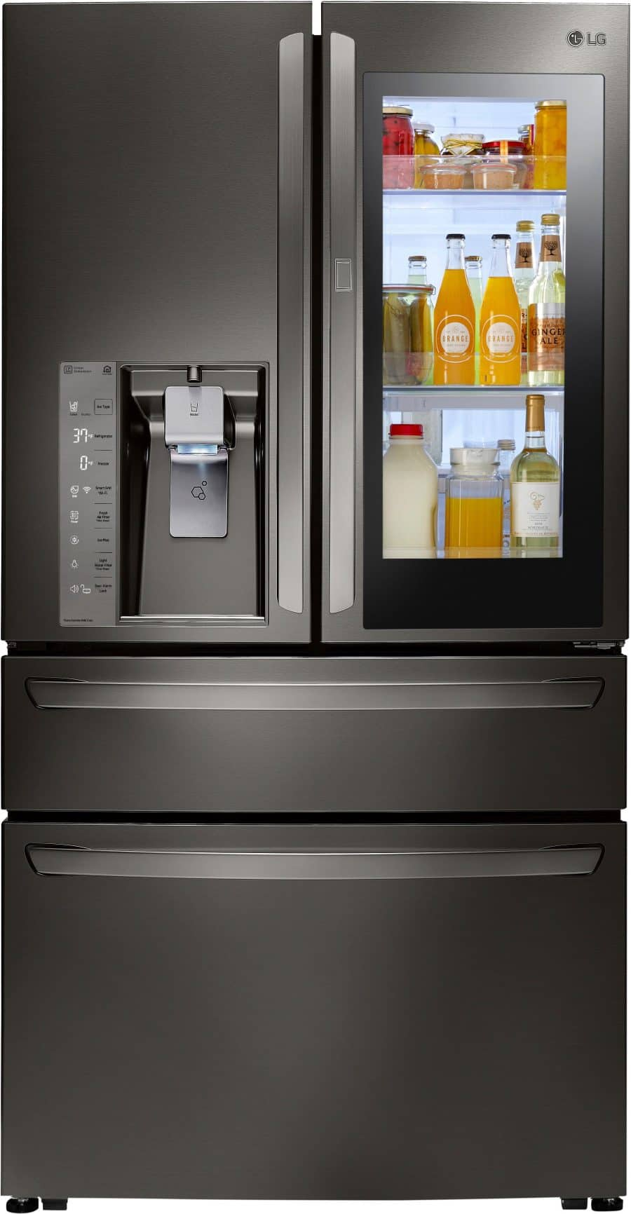 5 Reasons To Buy The LG InstaView Refrigerator 2