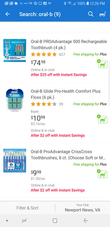 5+ Tips For Beautiful Healthy Smiles - oral b products on sale at sam's club
